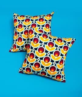 Beginner Sewing: Cushion Covers